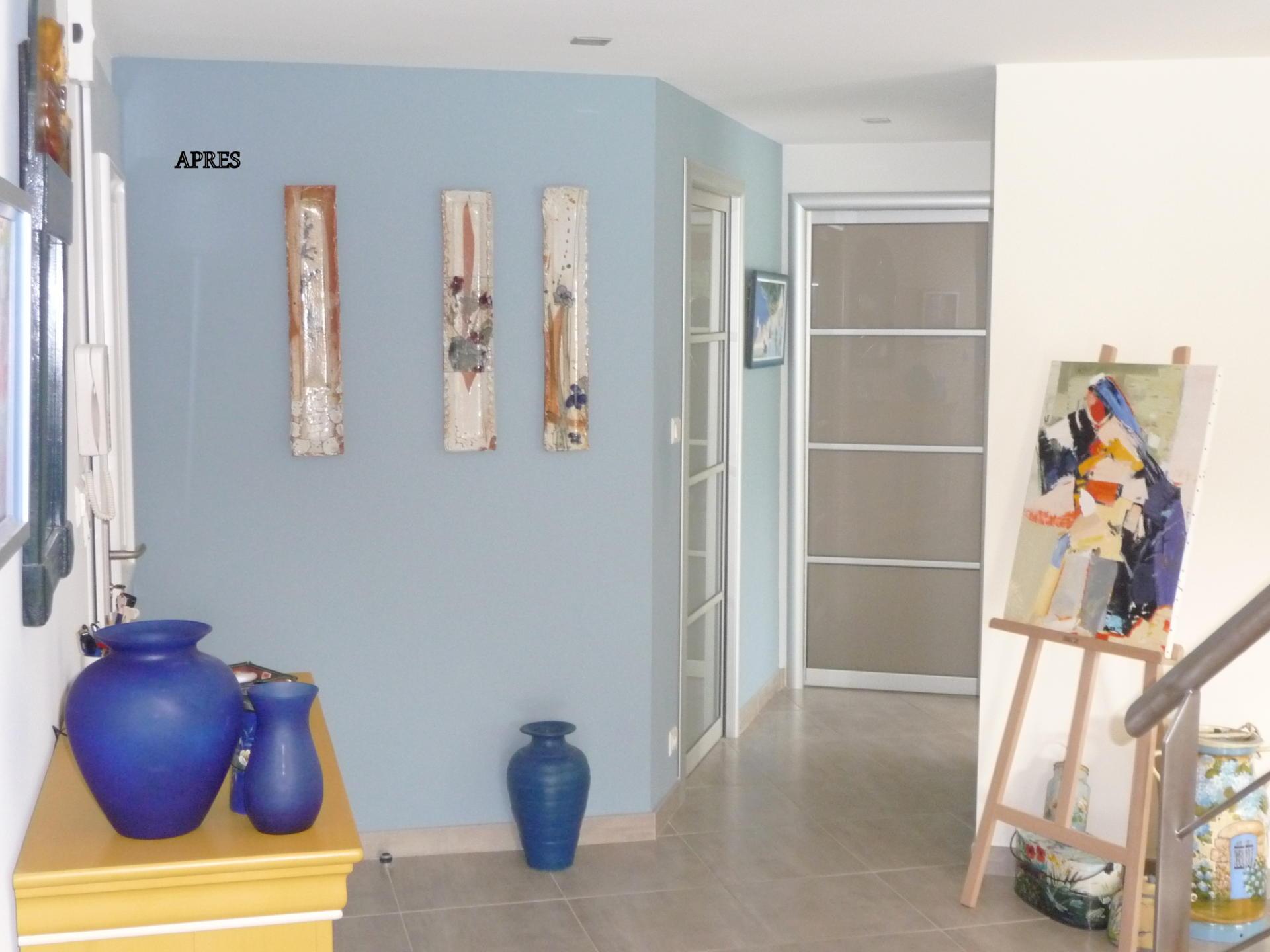 consultation couleurs pour plusieurs pi ces d 39 une maison neuve b nodet histoires d. Black Bedroom Furniture Sets. Home Design Ideas