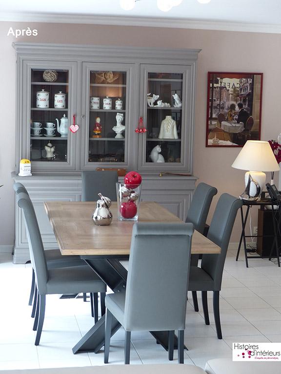 D coration d 39 un salon s jour cuisine chateaulin - Relooking salle a manger ...