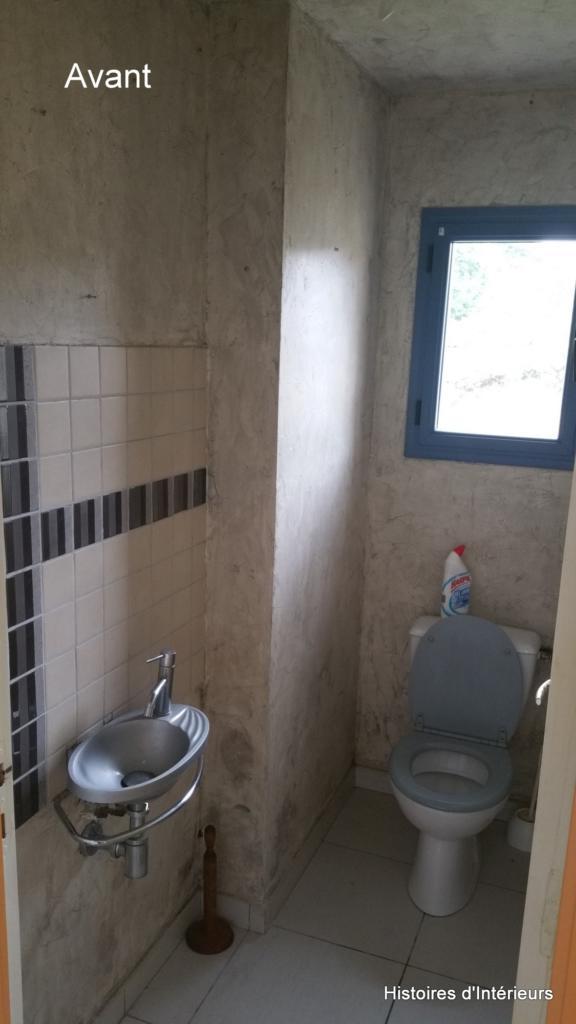 WC la foret fouesnant avant