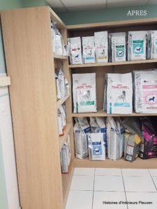 Décoration cabinet vétérinaire