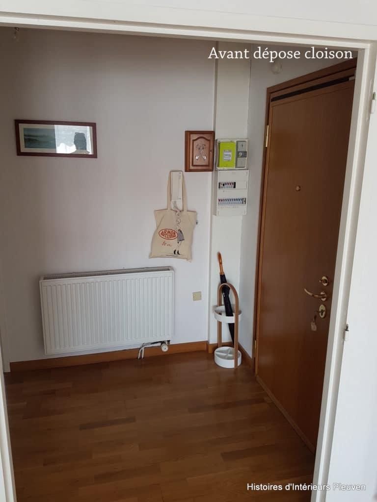 Salon séjour Quimper AVANT