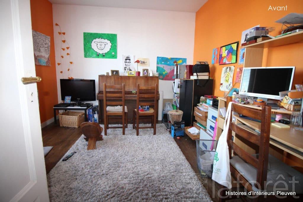 Photo chambre parentale Clohars Fouesnant Avant