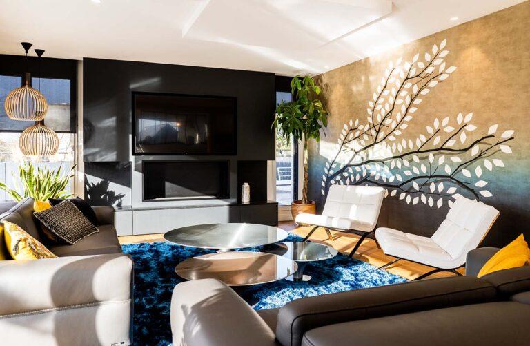 Décoration appartement à Quimper