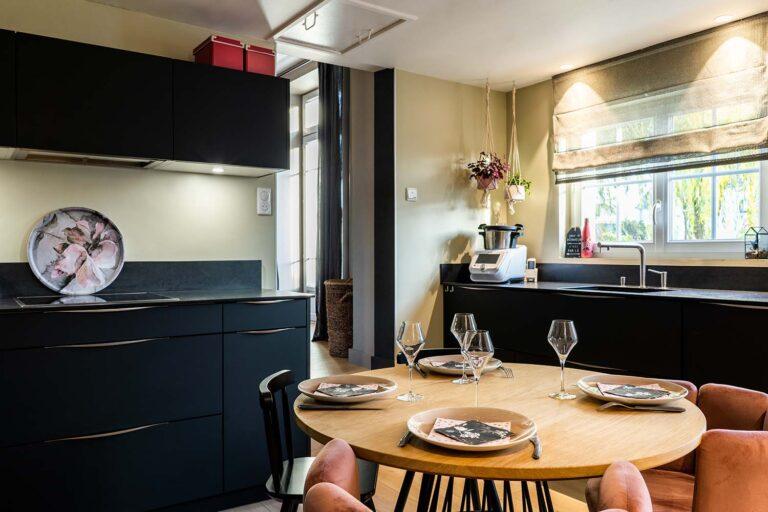 Rénovation cuisine Fouesnant