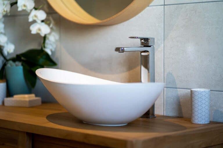 Vasque de salle de bain